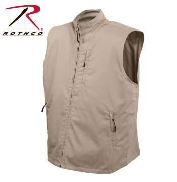 Clothing - Rothco Undercover Travel Vest