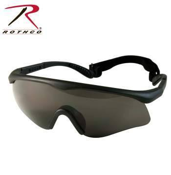 Eye Protection - Firetec Interchangeable Sport Glass Lens System