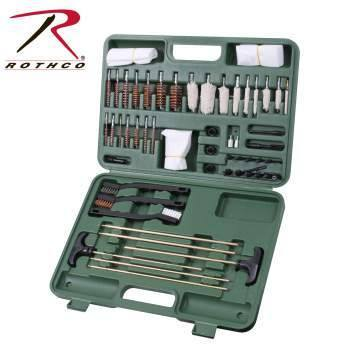 Gun Cleaning Supplies - Rothco Universal Gun Cleaning Kit
