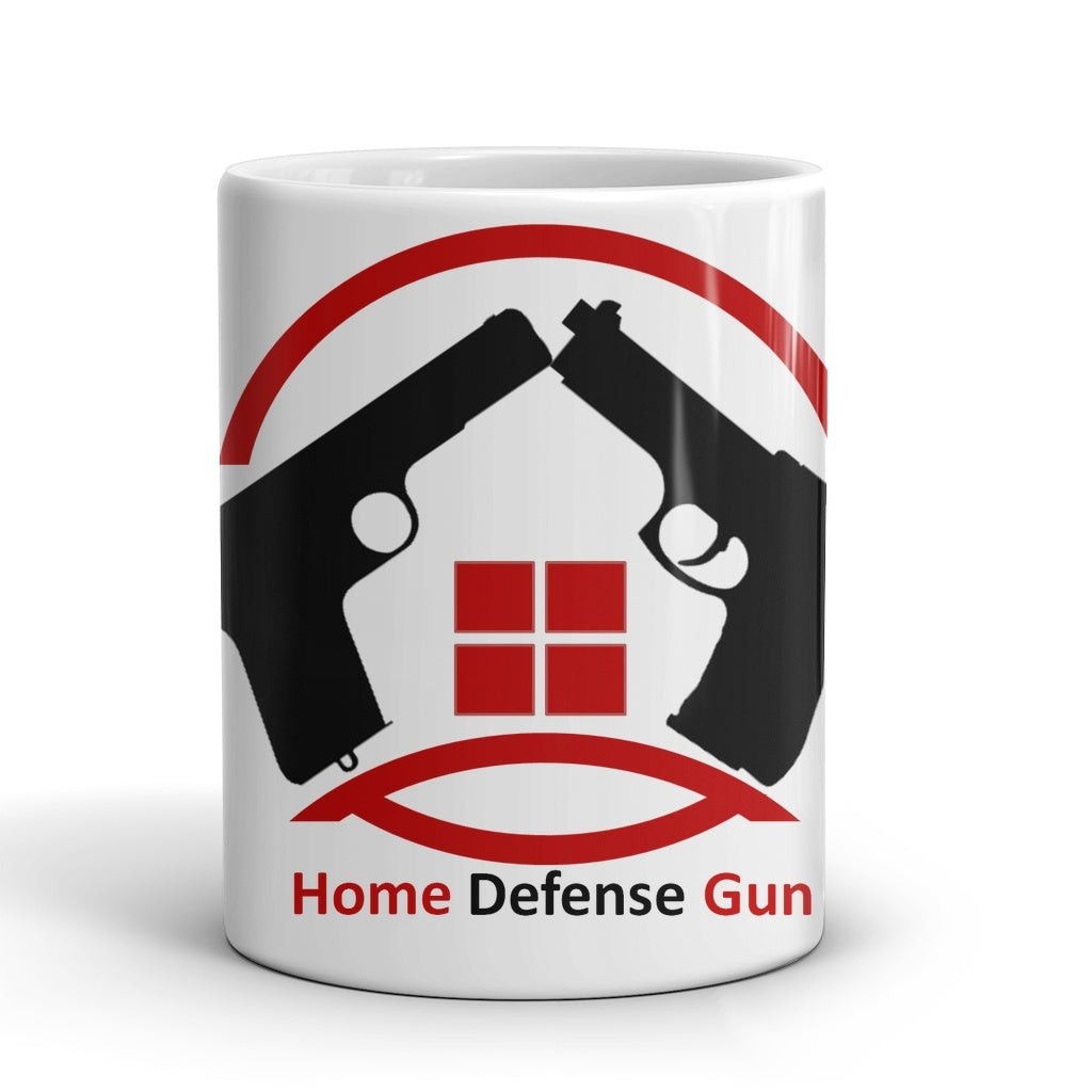 Mugs - Home Defense Gun Mug