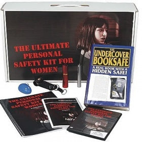 Safety Kit - Personal Safety Kit For Women
