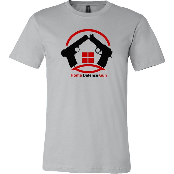 T-shirt - Home Defense Gun T- Shirt