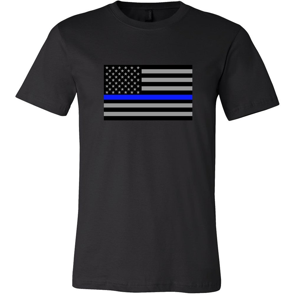 T-shirt - Thin Blue Line Shirt