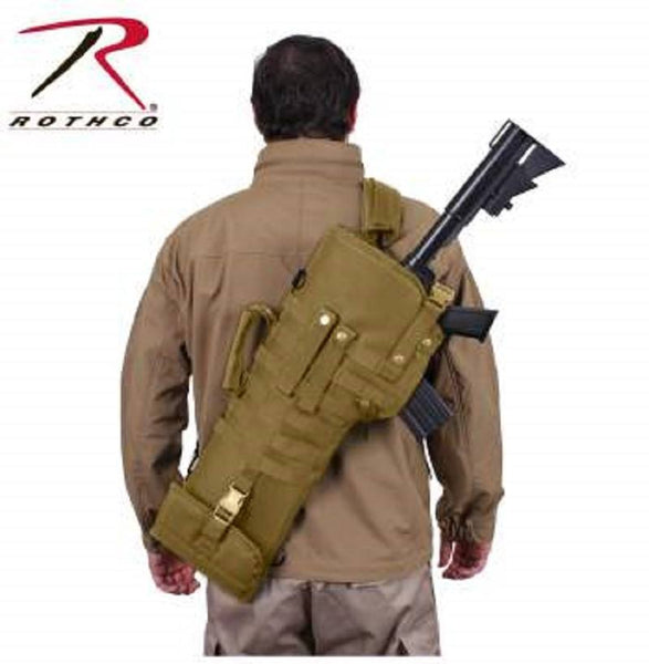 Tactical Gear - Rothco Tactical Rifle Scabbard