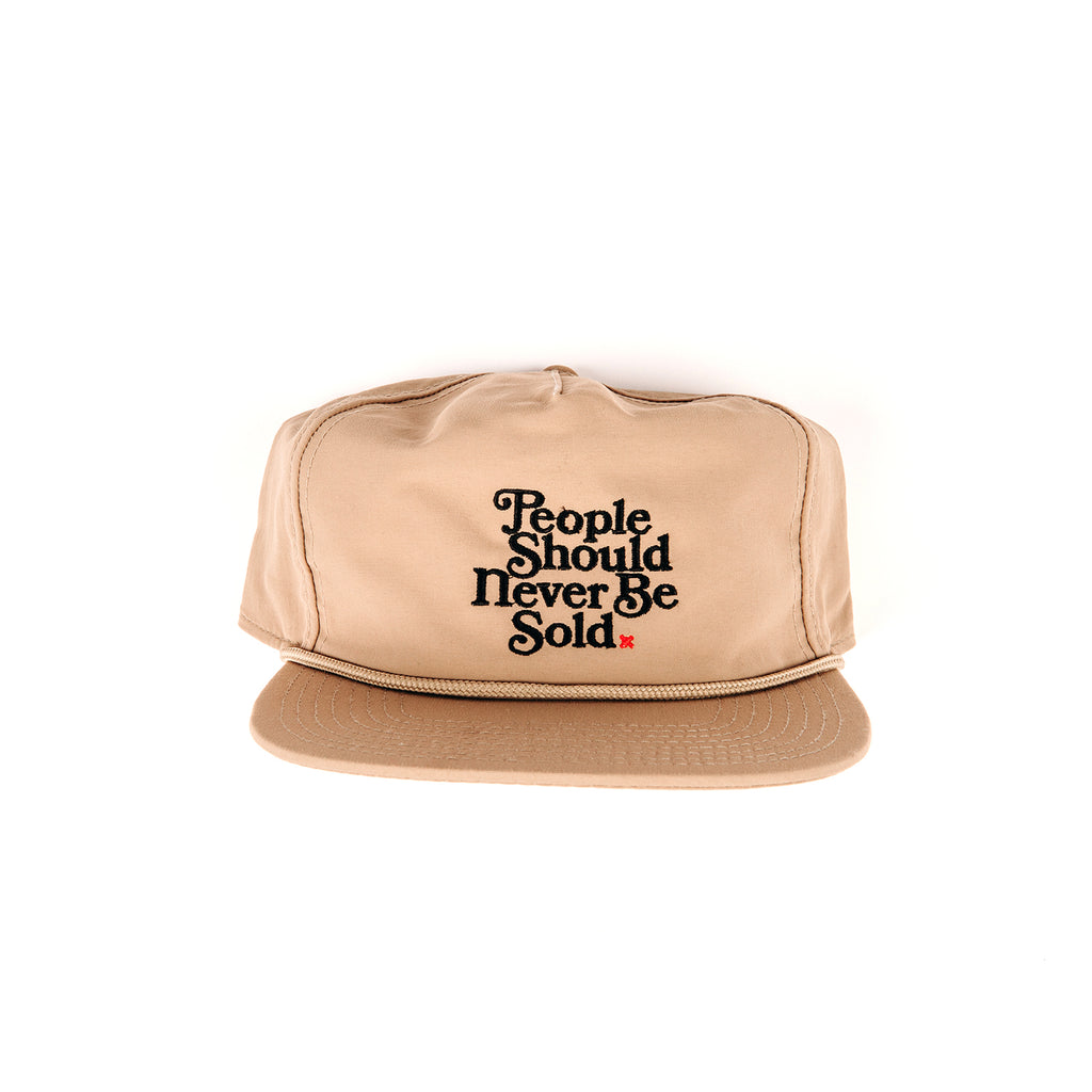 PEOPLE 5-PANEL HAT