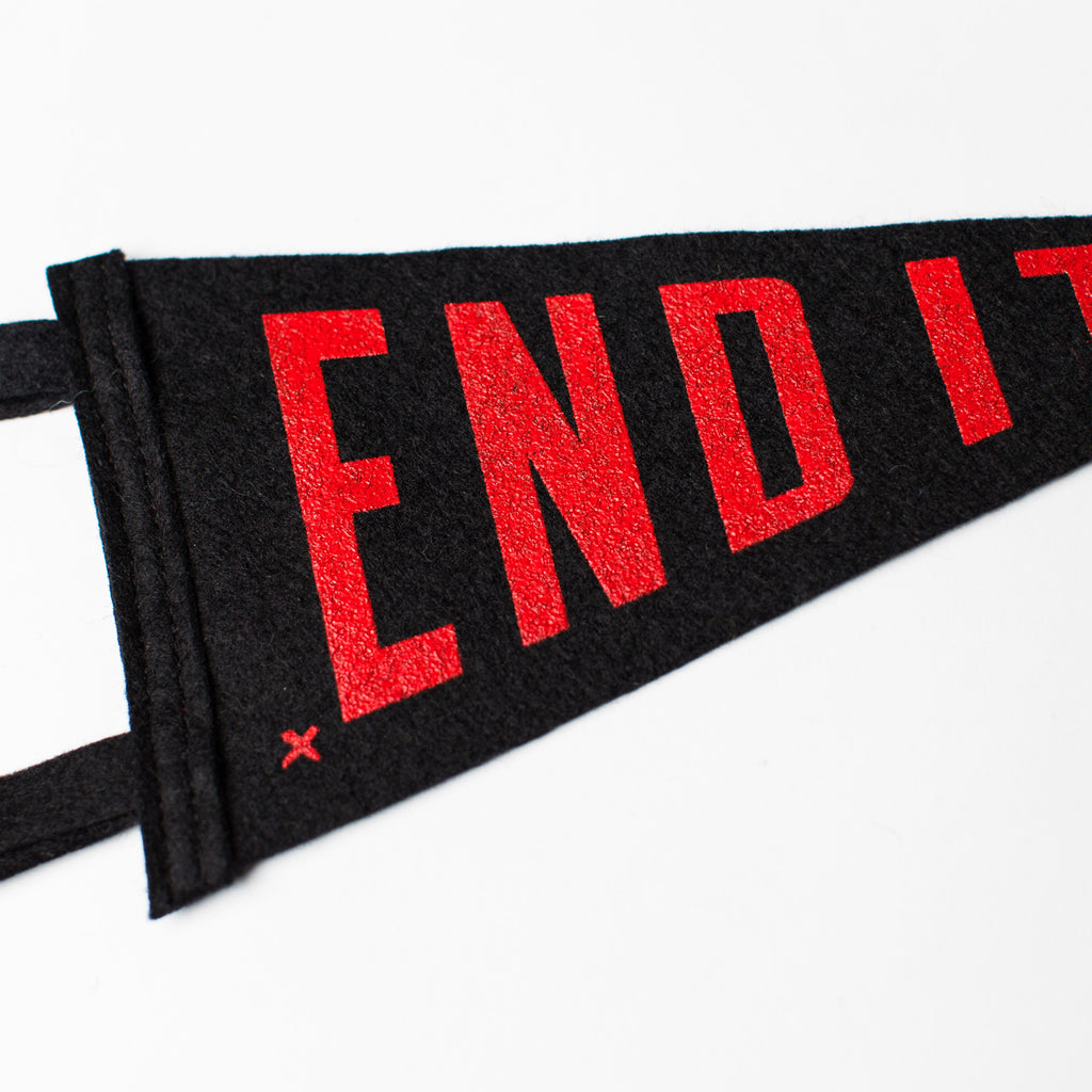 END IT Pennant
