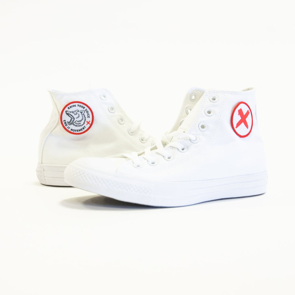 END IT Chuck Taylor All Star High Tops