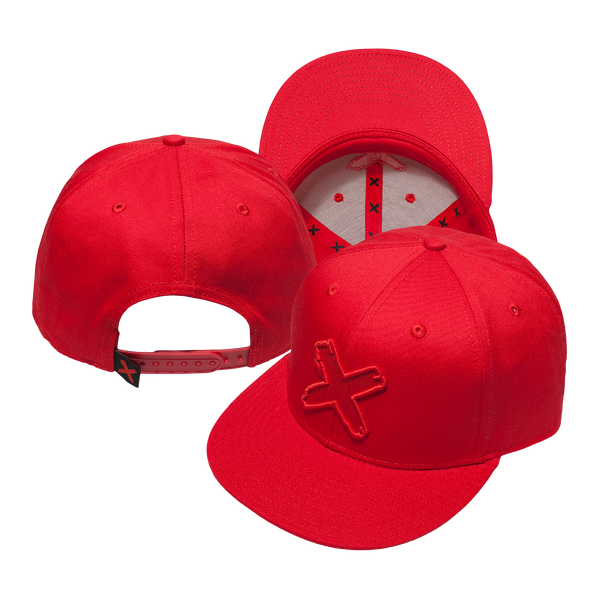 Red Out Snapback