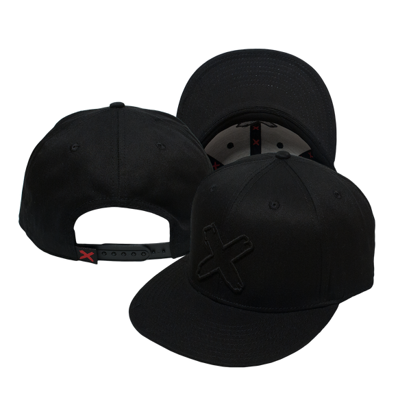 Black Out Snapback