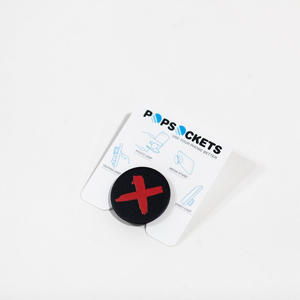 RED X POPSOCKET