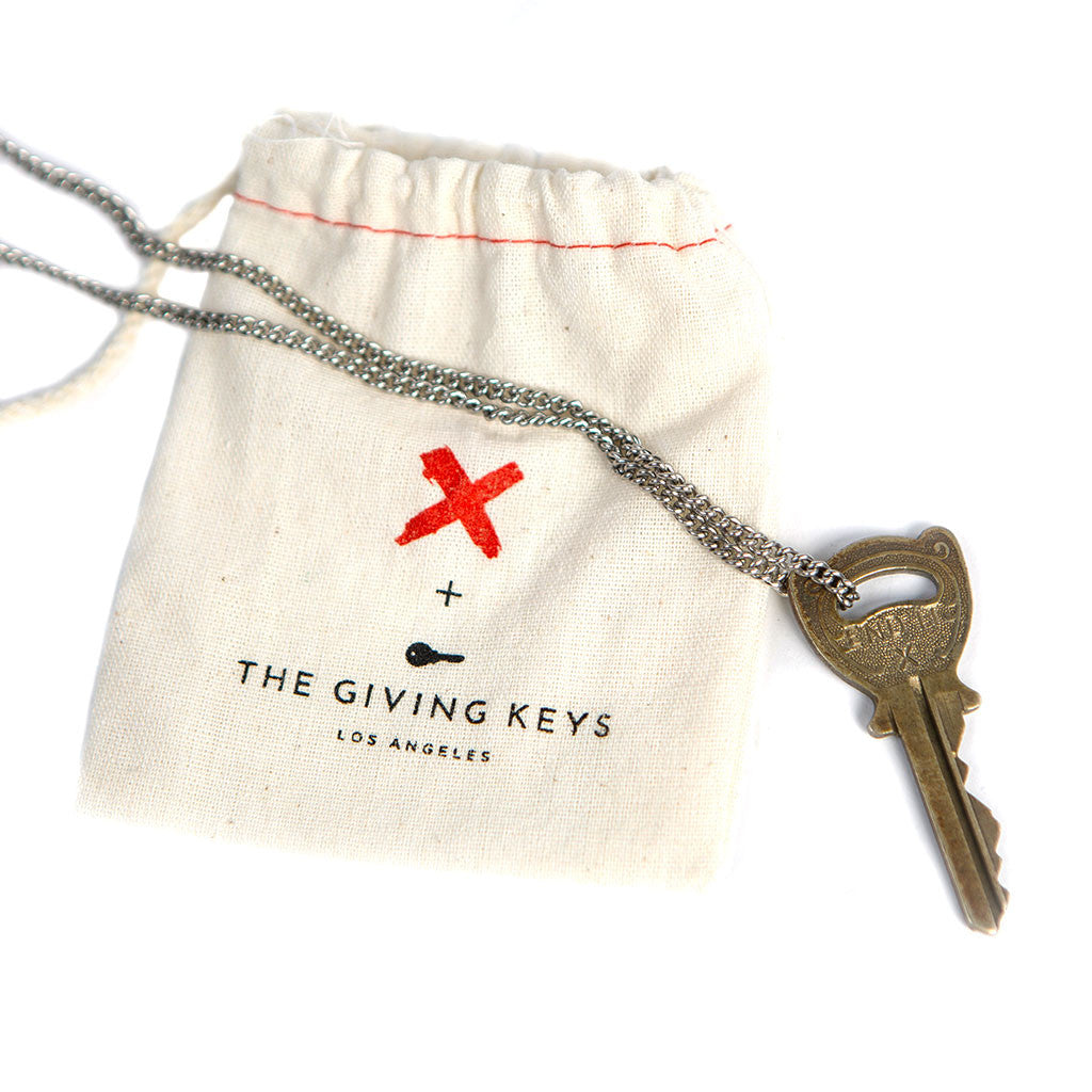 END IT + The Giving Keys