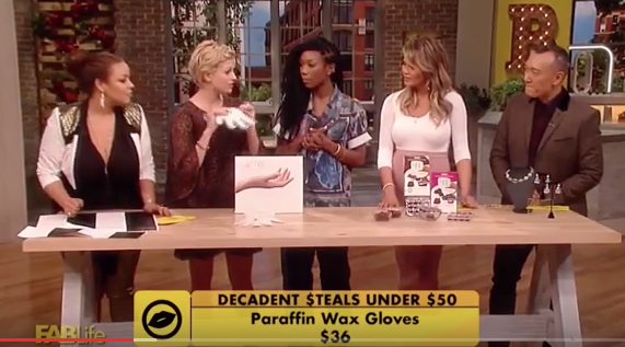 gLOVE treat named Decadent Steal by FABlife