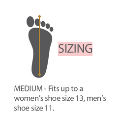 gLOVE Treat Medium Boot Sizing Chart