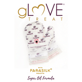 gLOVE Treat with Parasilk Paraffin Super Oil Retail Single Use Mitt