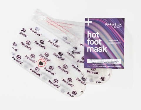 Parasilk Beauty Hot Paraffin Foot Mask