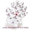 gLOVE Treat® Gloves with Parasilk® Paraffin Wax Treatment for Hands