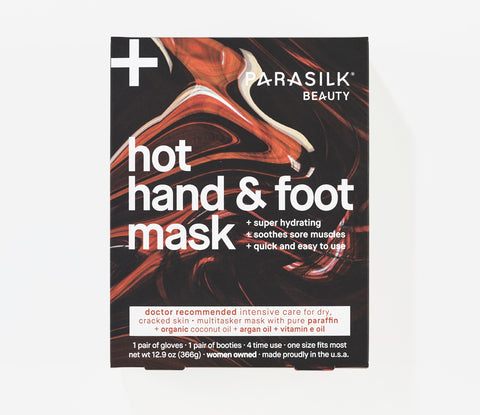 Parasilk Beauty Hot Paraffin Hand & Foot Mask
