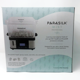 Box of Parasilk Mist Professional Steamer for gLOVE Treat gloves, mitts, boots and towels