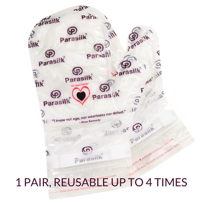 gLOVE Treat® Mitts with Parasilk® Paraffin Wax Treatment for Hands