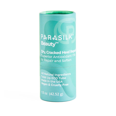 Parasilk's® Dry, Cracked Heel Repair
