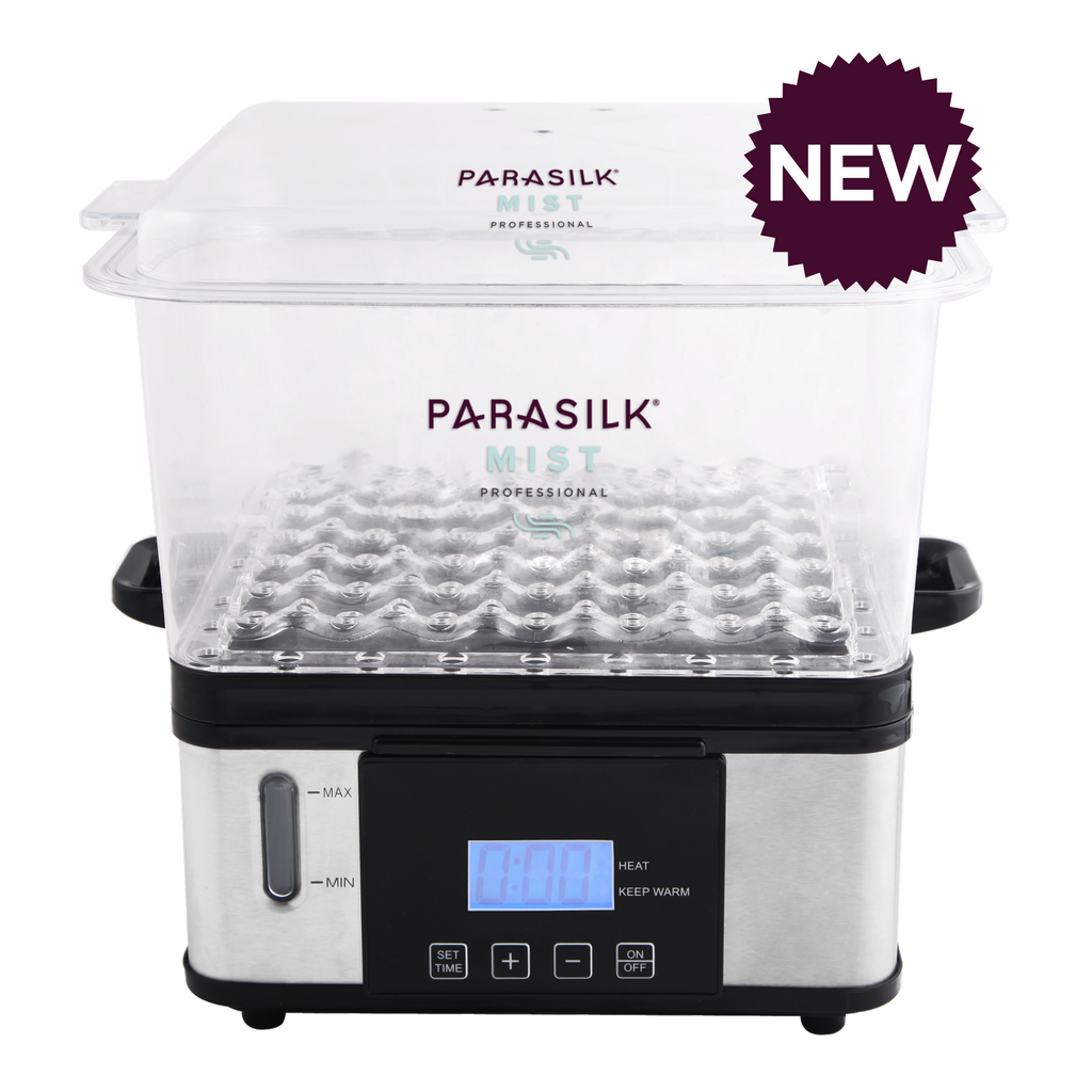 Parasilk Mist Professional Steamer for gLOVE Treat gloves, mitts, boots and towels