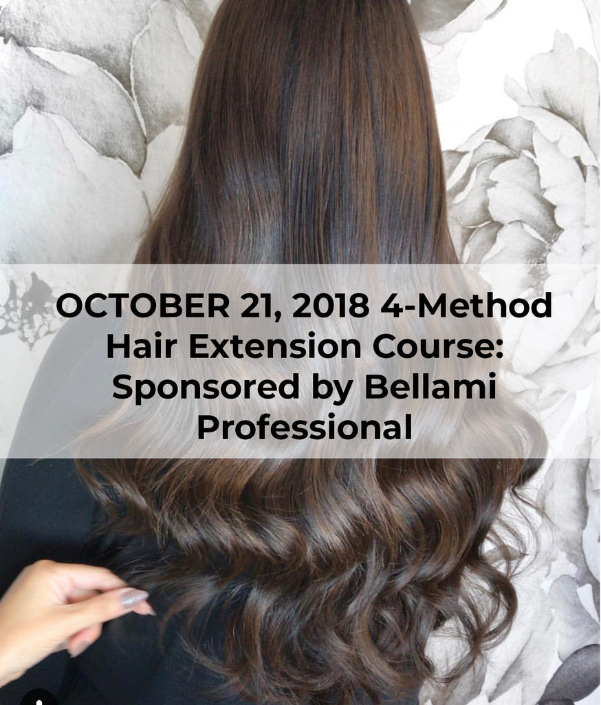hair extension training toronto