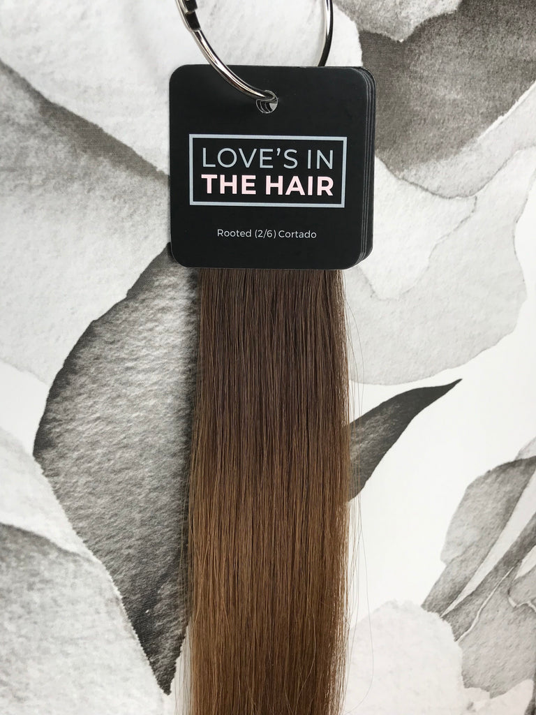 16 Inch Premium Black Label Tape-In Hair Extensions