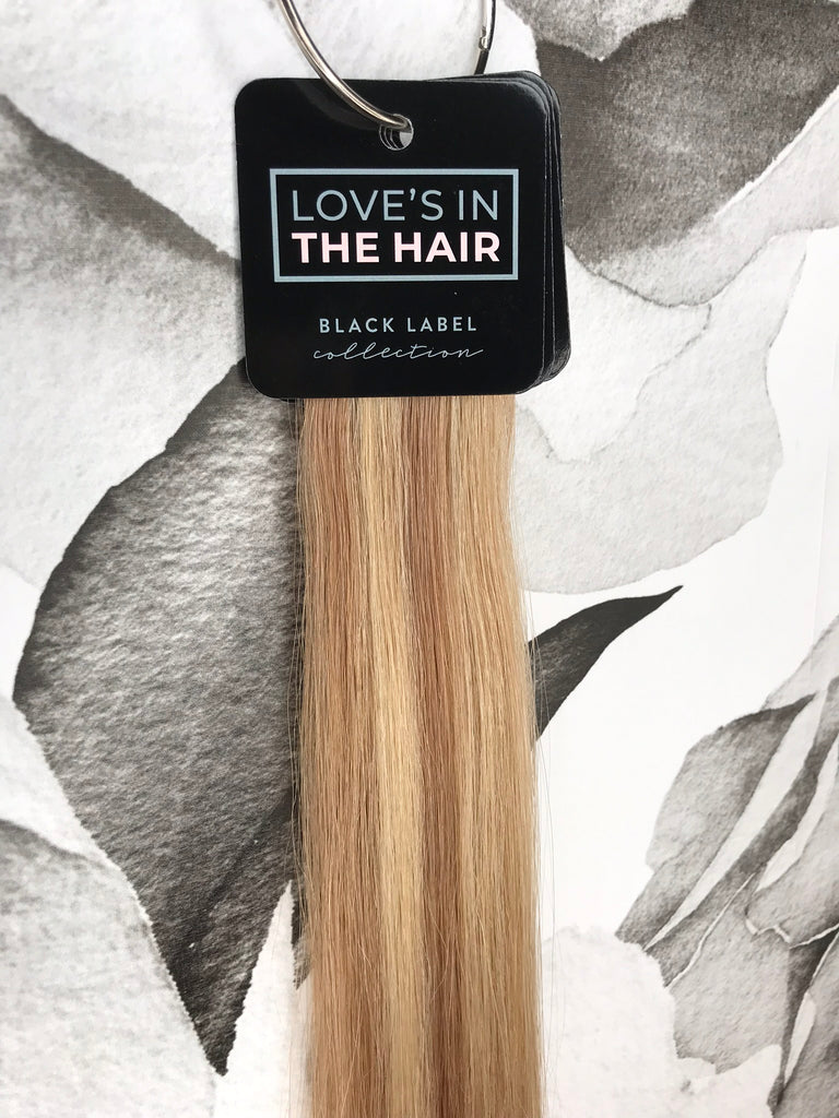 24 Inch Premium Black Label Tape-In Hair Extensions