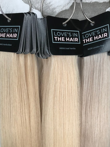 best platinum hair extensions