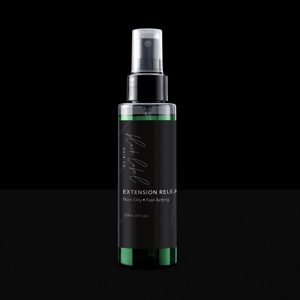 Black Label Hair Extension Release Remover