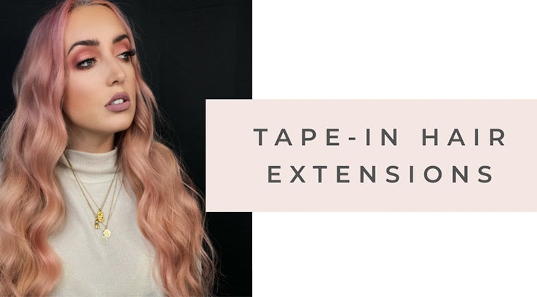 Tape-In Hair Extension Course