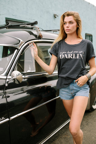 You Had Me At Darlin' Beacon Tee