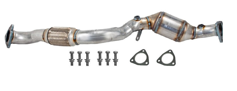 ECM SS302Q2 Exhaust Catalytic Converter - Right  Side