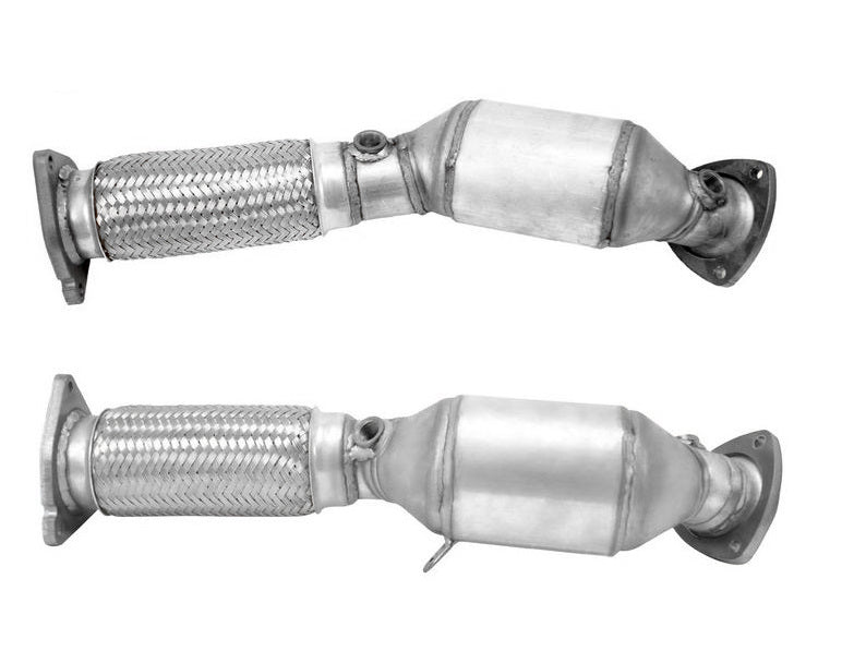 ECM SS88208 SS88209 Exhaust Catalytic Converters - Right & Left