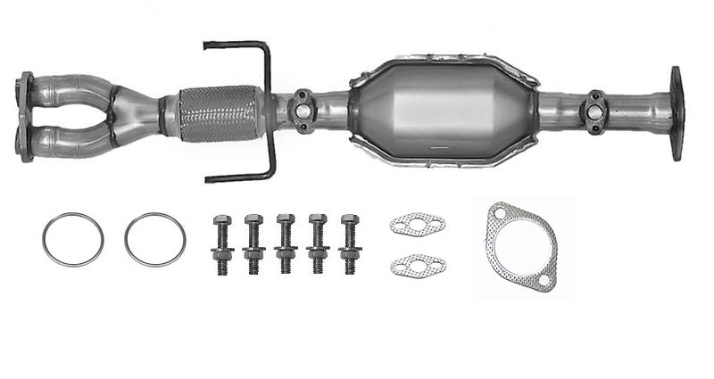 ECM SS513670 Exhaust Catalytic Converter
