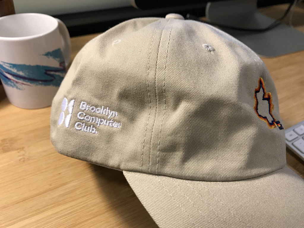 BCC Brooklyn Outline Dad Hat