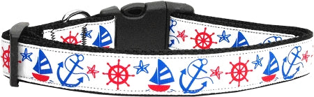 Anchors Away Dog Pet Puppy Collar