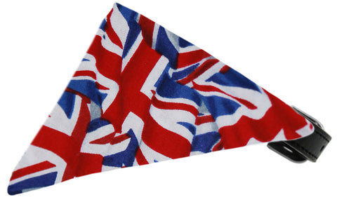 Union Jack(British) Flag Dog Pet Puppy Bandana Collar