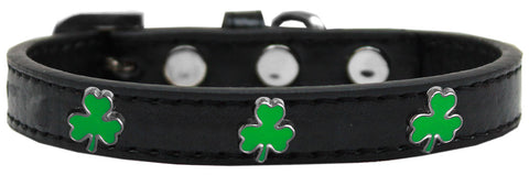 Shamrock Widget Dog Pet Puppy Collar