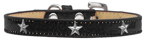 Silver Star Widget Ice Cream Dog Pet Puppy Collar