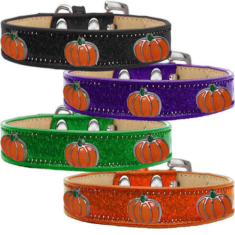 Pumpkin Widget Ice Cream Dog Pet Puppy Collar