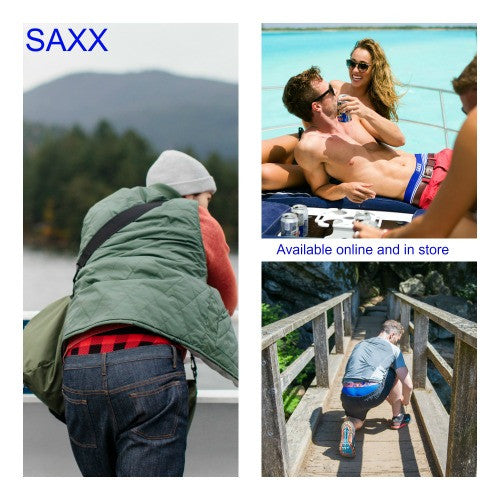 Saxx Underwear vibe ultra fiesta kinetic platinum quest pro elite 24 seven