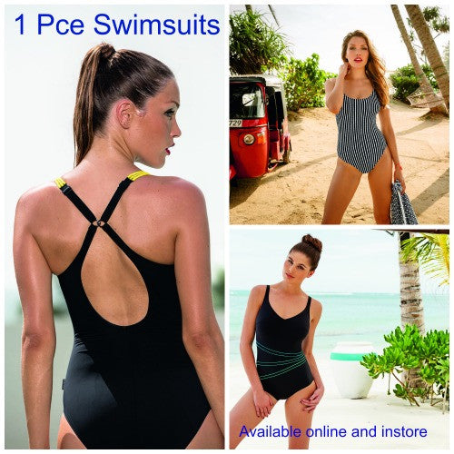 1 Pce Swimsuit for exercise or vacation