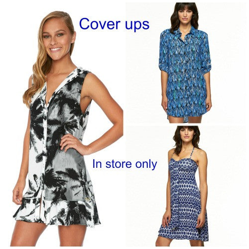 cover ups to wear at the beach or by the pool