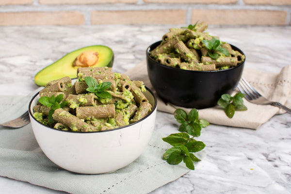 Pasta Avocado Pesto