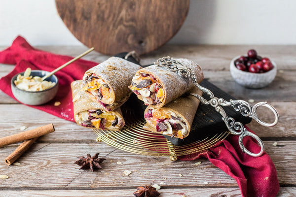 Lizza Lebkuchencreme Wrap