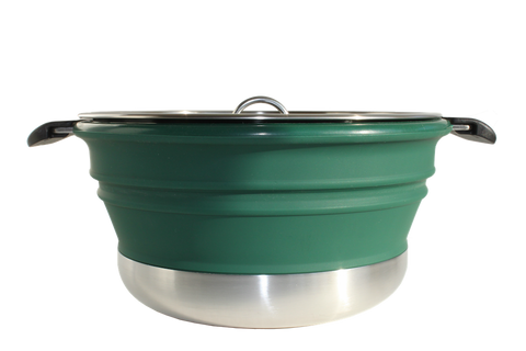Nautical Scout Cookpot