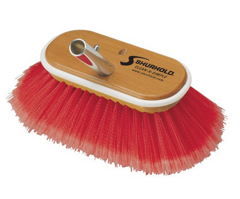 Shurhold Combo Deck Brush
