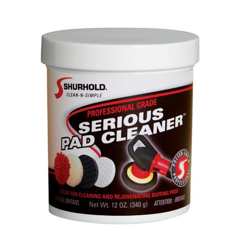 Serious Pad Cleaner