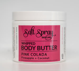 Body Butter - Salt Spray Soap Co.